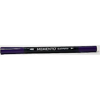 Tsukineko Memento Marker Pen - Grape Jelly