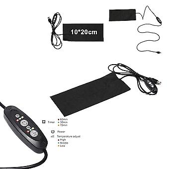 Usb Electric Heating Pad 3 Gear Adjusted Temperature