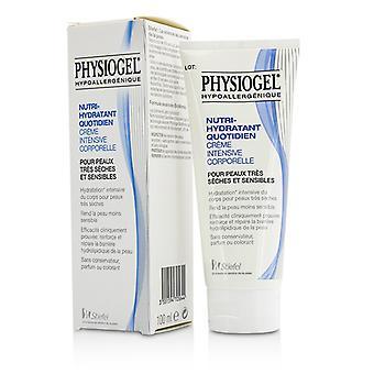 Nutri-hydratant Quotidien Intensive Cream - For Dry & Sensitive Skin - 100ml/3.38oz