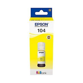 Inkt voor cartridgevullingen Epson C13t00p