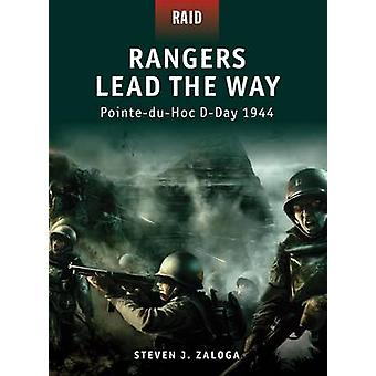 Rangers johtaa Tietä Pointeduhoc Dday 1944 Steven Zaloga