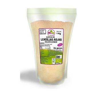 Red Lentil Flour 1 kg of powder