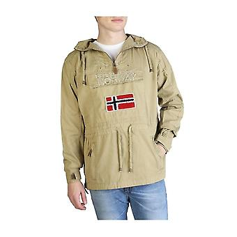 Geographical Norway - Clothing - Jackets - Chomer-man-beige - Men - wheat - XXL
