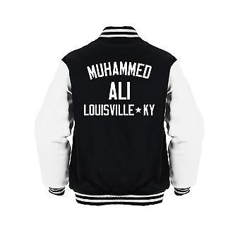محمد علي الملاكمة أسطورة الاطفال سترة