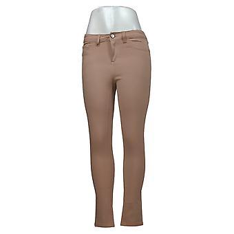 G.I.L.I. lo consiguió me encantan los pantalones de mujer Estiramiento Denim Jeggings Beige A304361