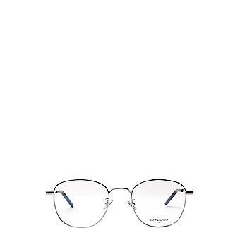 Saint Laurent SL 313 silver unisex eyeglasses