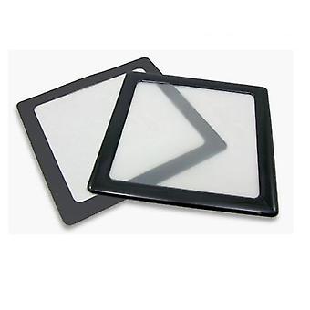 DEMCiflex Dust Filter 120mm Square - Black/White