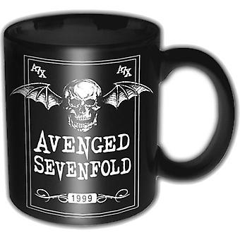 Avenged Sevenfold - Death Bat Boxed Standard Mug