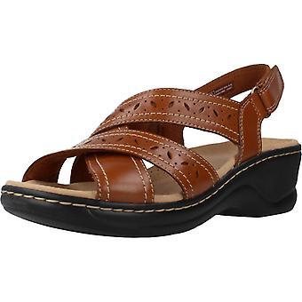 Clarks Sandals Lexi Pearl Colore Scuro