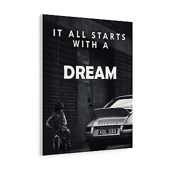 One dream canvases