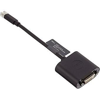 منفذ العرض المصغر من Dell المحول إلى كابل DVI - أسود - 911451