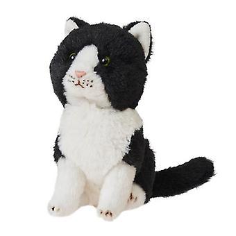 Cuddlimals istunut kissa 15cm