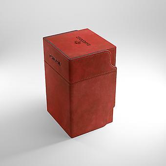 Torre di guardia gamegenica oltre 100 rosso convertibile