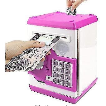 Копилки Лучший подарок для детей Дети Электронный код Блокировка Деньги Банки с паролем Мини Банкомат