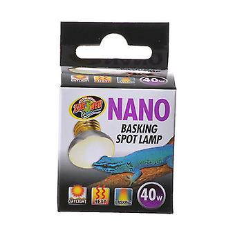 Zoo Med Nano Basking Spot Lamp - 40 Watt