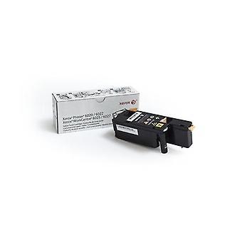 Xerox Phaser 6020/6022 WorkCentre 6025/6027 tonerkassett standardkapacitet gul (