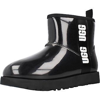 Ugg Boots Classic Clear Mini Color Noir