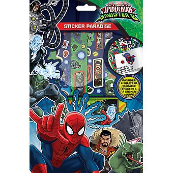 Ultimate Spiderman vs Sinister 6 Sticker Paradise Childrens Activity Gift
