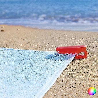 Beach sand toys towel clip 144426