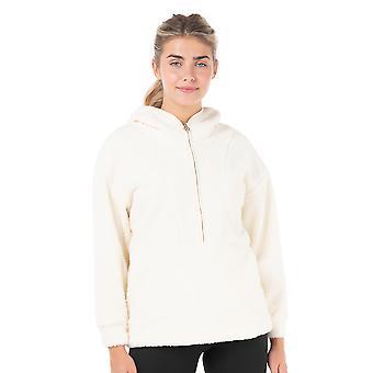 Kyodan Womens Long Sleeve Moonstone Sherpa Hoodie Sweater