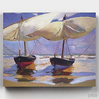 סירות נטושות - חואקון סורולה