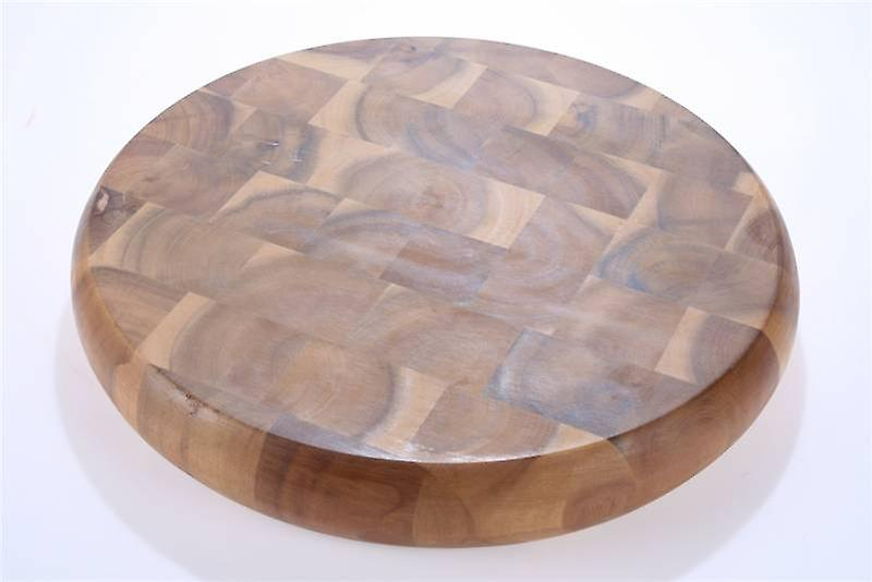 26cm Acacia Wood Grain Board