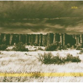 Holcomb/Horvitz - Solos [SACD] USA import