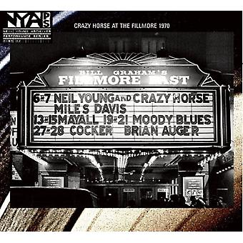 Neil Young & Crazy Horse - Live at the Fillmore East [Vinyl] USA import