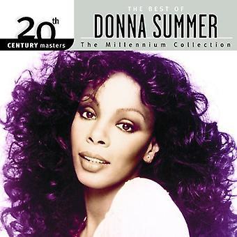 Donna Summer - importation USA Best of Donna Summer-Millenium Collection [CD]