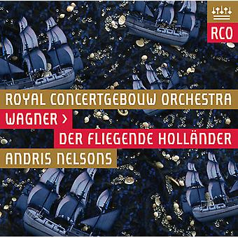 Wagner / Kampe / Hensel / Yun / Stensvold - Der Fliegende Hollaender (Flying Dutchman) [CD] USA import