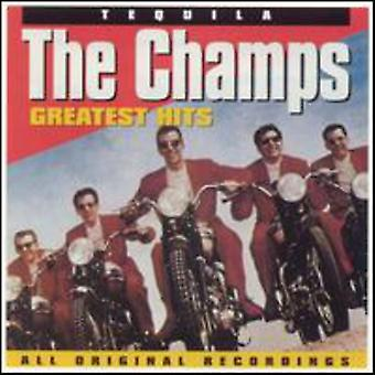 Champs - Greatest Hits-Tequila [CD] USA import