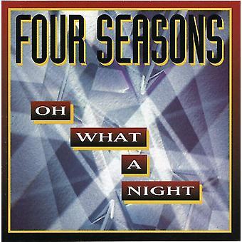 Four Seasons - Oh wat een nacht [CD] USA import