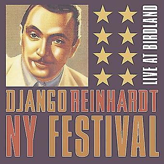 Django Reinhardt New York F - Django Reinhardt New York Fest [CD] USA import