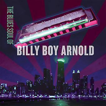 Billy Boy Arnold - Blues Soul of Billy Boy Arnold [CD] USA import