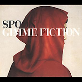 Spoon - Gimme Fiction [CD] USA import