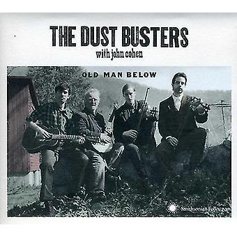 Importer des poussières Busters (avec John Cohen) - vieillard ci-dessous [CD] é.-u.
