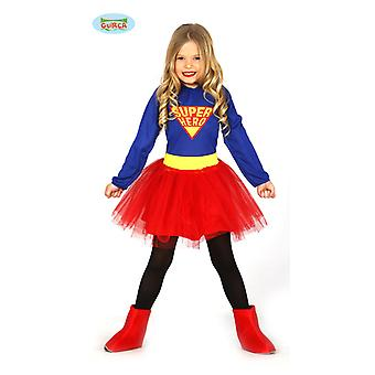 Super Heldin Girl Kinder