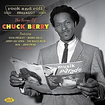 Rock & ' n ' Roll! die Songs von Chuck Berry - Rock & ' n ' Roll! die Songs von Chuck Berry [CD] USA importieren