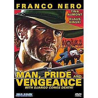 Man Pride & Vengeance [DVD] USA import