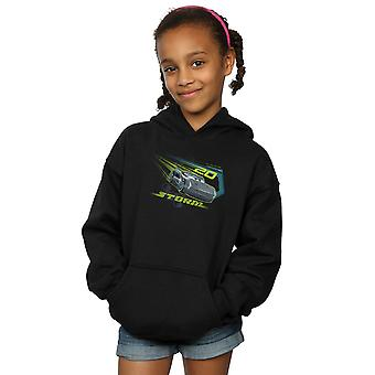Disney Girls Cars Jackson Storm Hoodie
