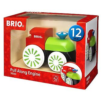 BRIO Pull-langs Engine 30240