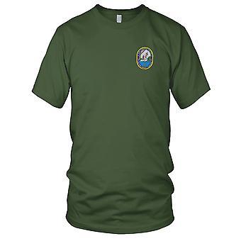 U.S. Navy USNS Kanawha T-AO 196 haftowane Patch - koszulki męskie