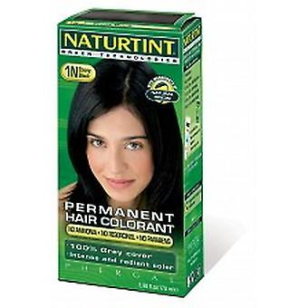 Naturtint, Hair Dye Ebony Black, 165ml