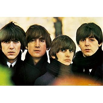 Beatles - For Sale Black Jackets Poster Poster Print