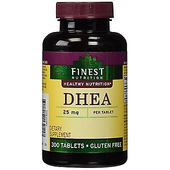 Finest Nutrition DHEA 25mg 300 Tablets Bottle
