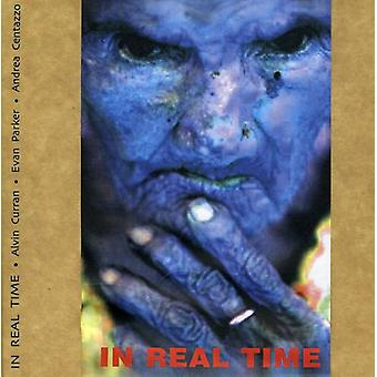 Alvin Curran & Evan Parker & Andrea Centazzo - In Real Time [CD] USA import