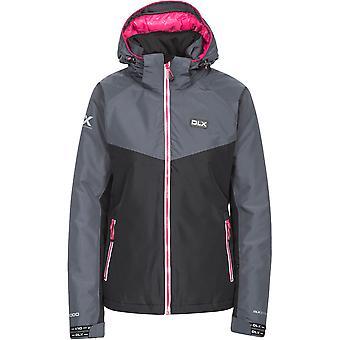 Traspaso mujeres/damas Crista impermeable transpirable DLX chaqueta de esquí