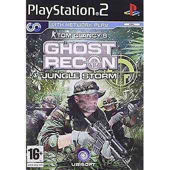 Tom Clancys Ghost Recon Jungle Storm (PS2) - neue Fabrik versiegelt