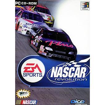 NASCAR revolution-fabriken förseglad