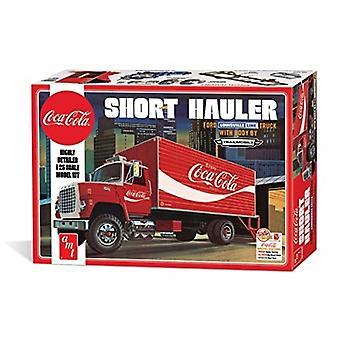 AMT 1 1970 Ford Louisville breve Hauler 'Coca Cola', 01:25 scala